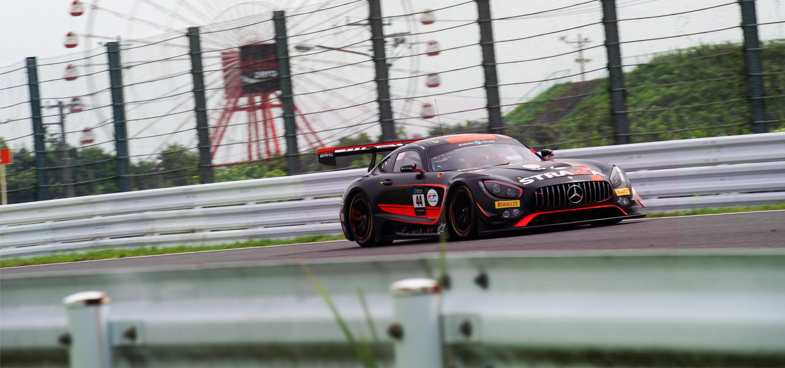 10 Hours of Suzuka IGTC Strakka Racing
